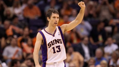 Steve Nash to be inducted into Basketball Hall of Fame: report thumbnail