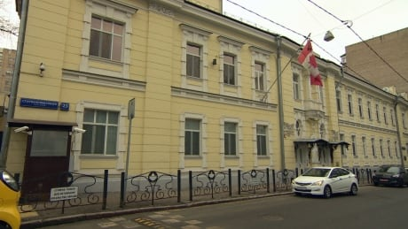 Canadian Embassy in Moscow
