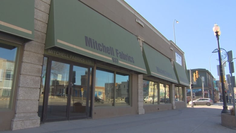 ... Purchasing The Mitchell Fabrics Building At Main Street And Logan  Avenue To Turn It Into An Innovative New Homeless Shelter That Could House  The Cityu0027s ...