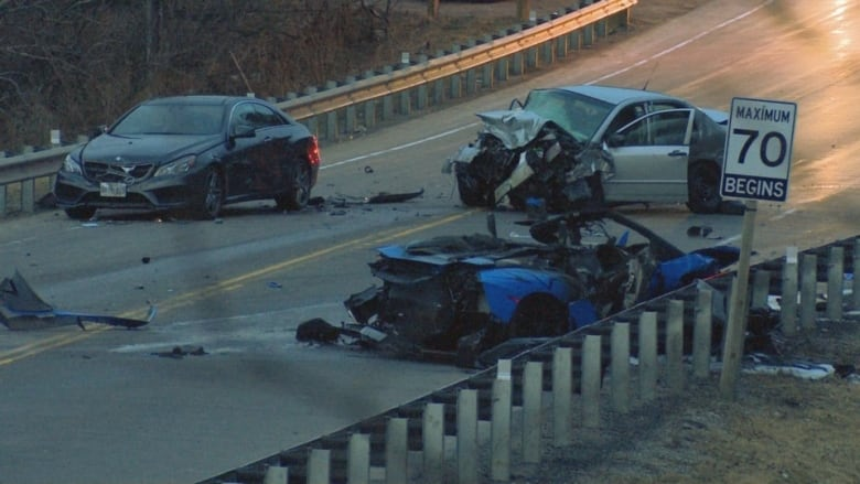 1 dead, 3 seriously injured in Richmond Hill multi-vehicle collision: police