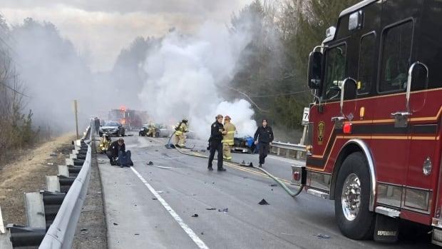 Lamborghini driver facing 8 charges in fatal Richmond Hill crash | CBC News