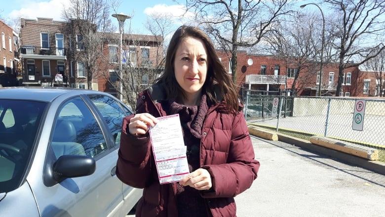 Montreal mother told daughter doesn't count as 2nd passenger