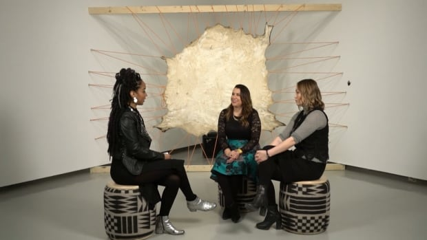 Meet the artists and curators from the groundbreaking Indigenous art show Insurgence/Resurgence | CBC Arts
