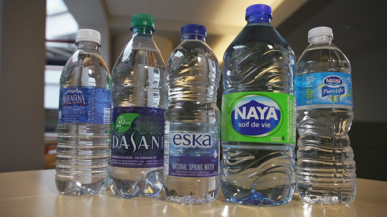 Canadas Water For Sale?