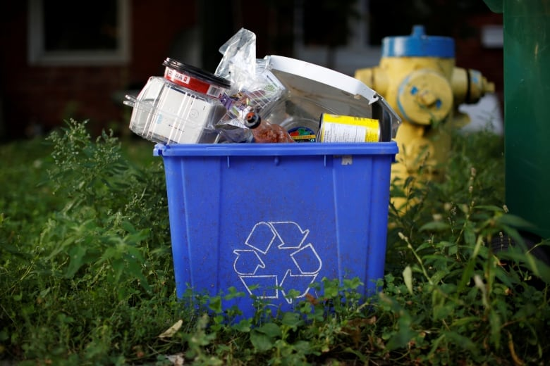 Many Canadians are recycling wrong, and it's costing us