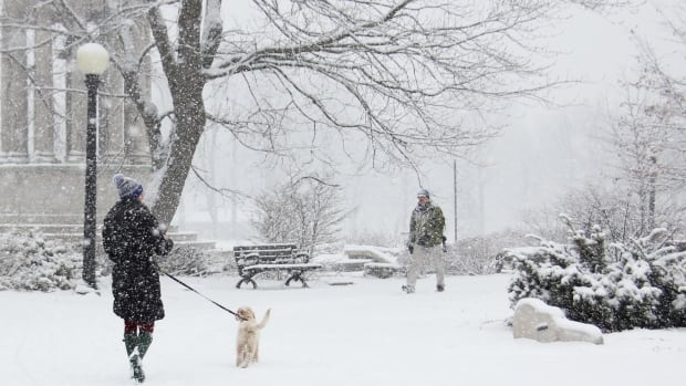 Kitchener Weather: Snow Coming To Most Of Southern Ontario Wednesday