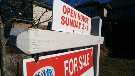 Open House sign Guelph for sale
