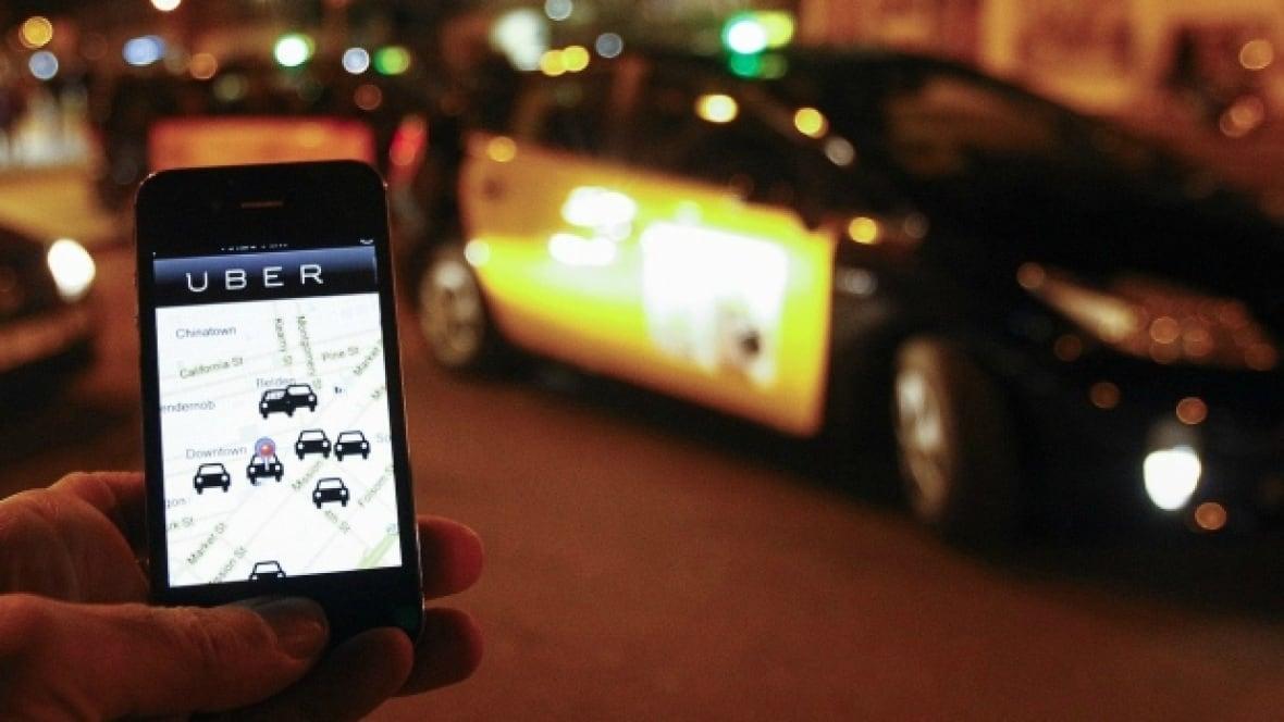 Uber to start picking up riders at Edmonton International Airport