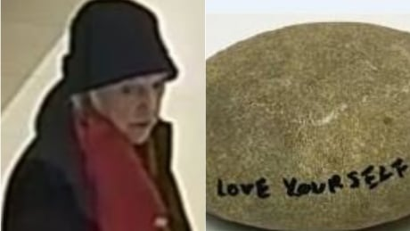 rock missing