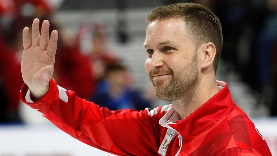 Canada Loses in World Curling Final