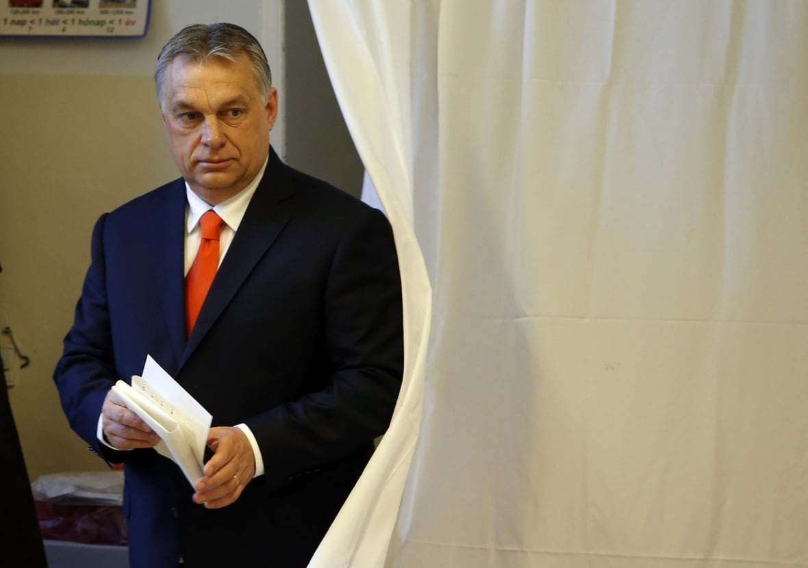 Hungarian Anti-Immigration Prime Minister Viktor Orbán Wins Re-Election With A Landslide
