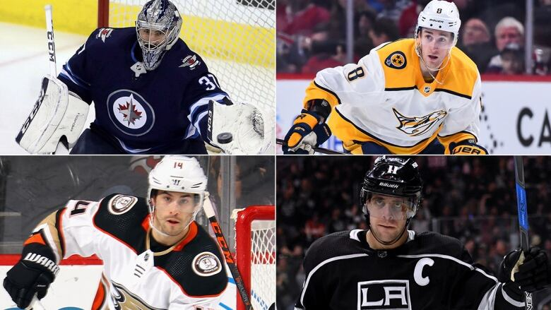 3e7f6fb57ad Which Western Conference player will be a deciding factor in the first  round of the Stanley Cup playoffs? (Getty Images/Canadian Press)