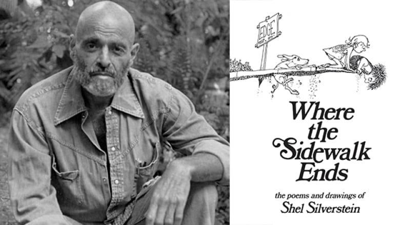 Shel Silverstein Books: The Books That Inspired Comedian Jessica Holmes
