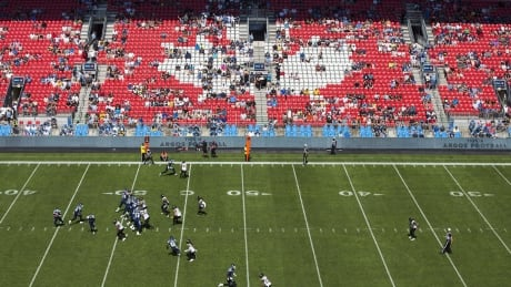 Grey Cup champion Argos cut ticket prices to try to attract fans