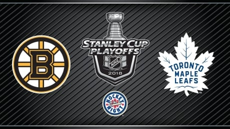 HNIC Playoffs Boston at Toronto - Bruins at Maple Leafs - BOS at TOR
