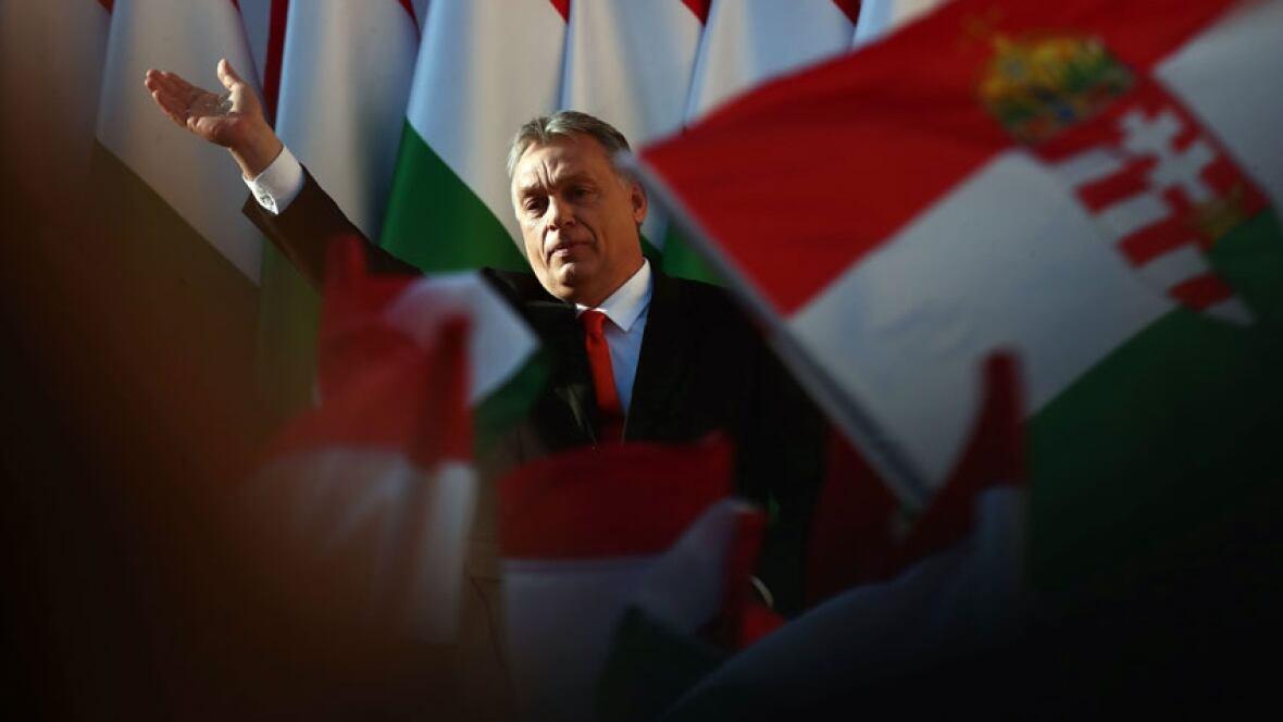 European Union far-right hails Hungary anti-migrant PM victory