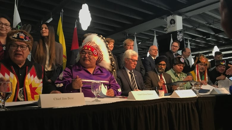 Few Details In Kapyong Deal Between Federal Government Treaty 1