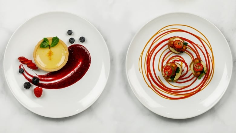 The art of plating: How to smear, swirl and stencil your way to