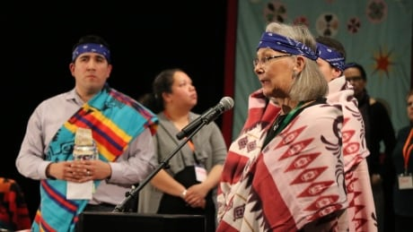 Chief Commissioner Marion Buller MMMIWG community hearings