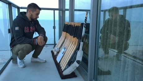'This is not the end': Sledge hockey Paralympian shares hope, experience with injured Humboldt Broncos thumbnail