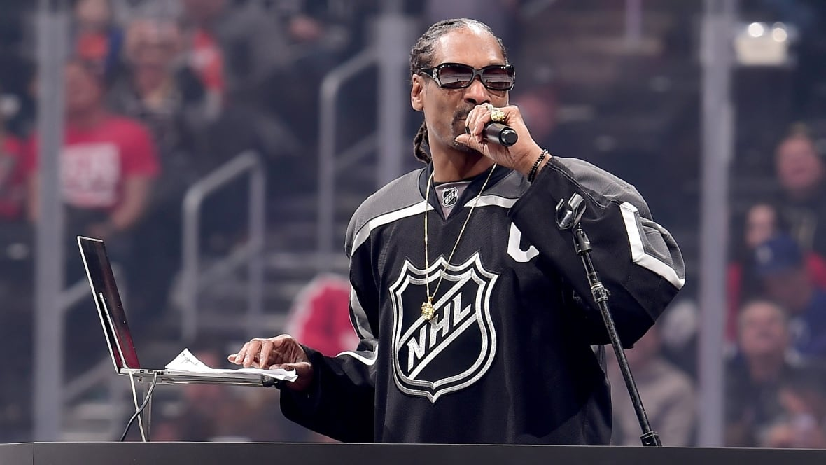 Snoop 'Dogg Cherry' Stars In New NHL Web Series 'Hockey 101'