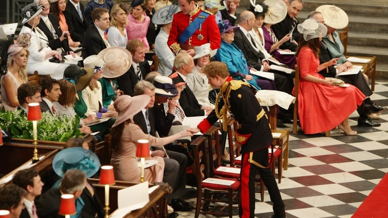 f355847453c Royal wedding dress codes and what guests would and dare not wear ...