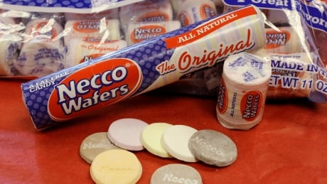Necco Wafer fans scramble to stockpile classic candy | CBC