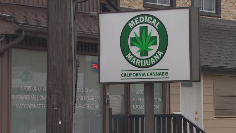 Weston Road pot shop reopens, claims to donate portion of sales to