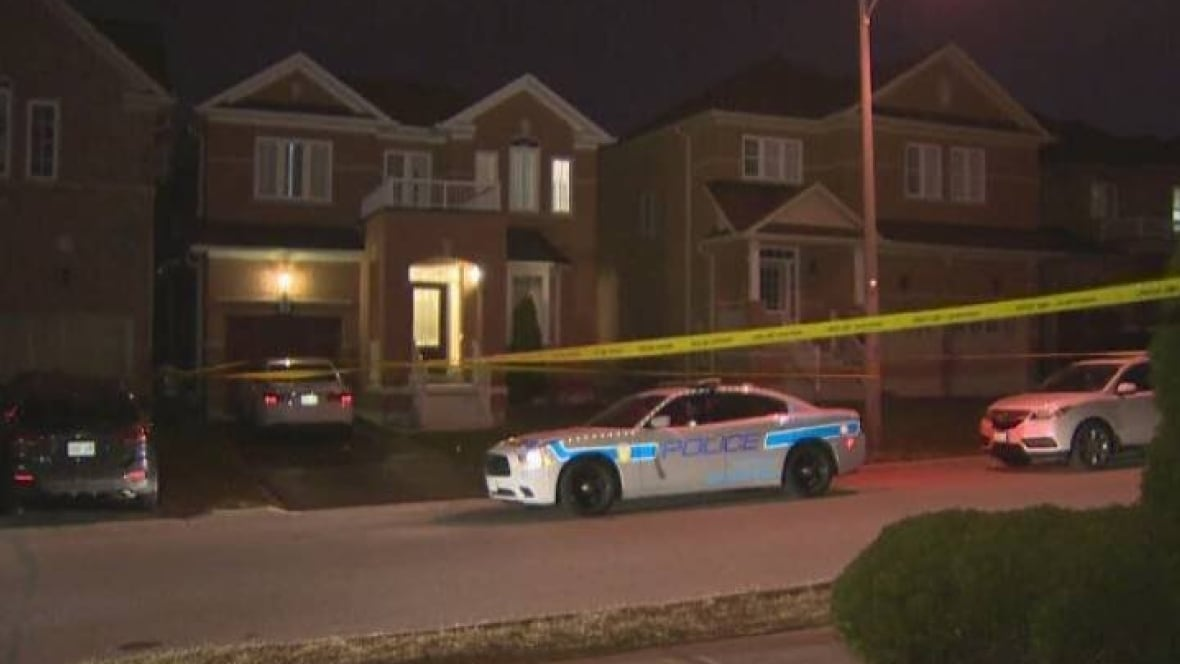 Shooting in Brampton home leaves two victims in life-threatening condition