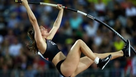 Athletics Wrap: Alysha Newman wins pole vault gold on impressive day for Canada