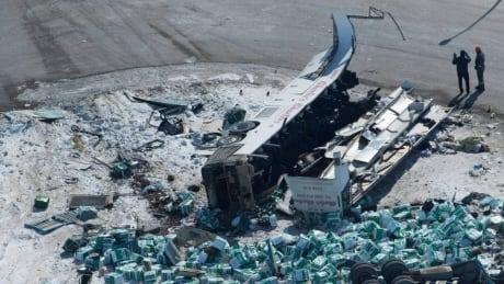 Humboldt Crash Site