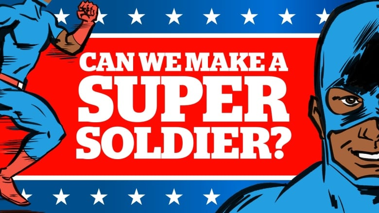 How close are we to creating a real-life super soldier