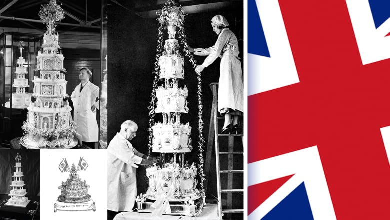 royal wedding cakes of history that harry and meghan s confection will be up against cbc life royal wedding cakes of history that