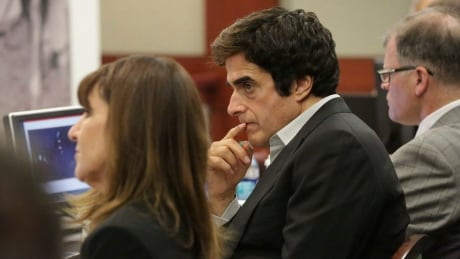 David Copperfield Accident Lawsuit