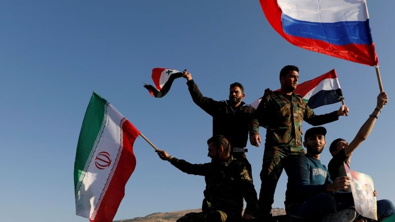 Un Rejects Russia S Bid To Condemn Airstrikes On Syria Cbc News