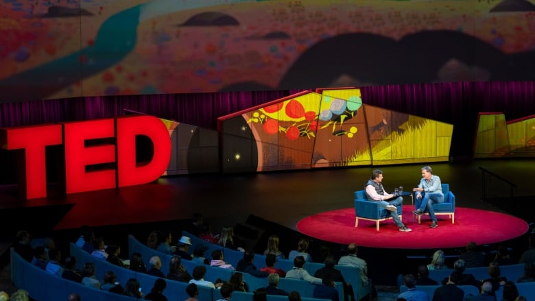 'Serious' comedian Hannah Gadsby and actor Joseph Gordon-Levitt highlight 2019 TED conference