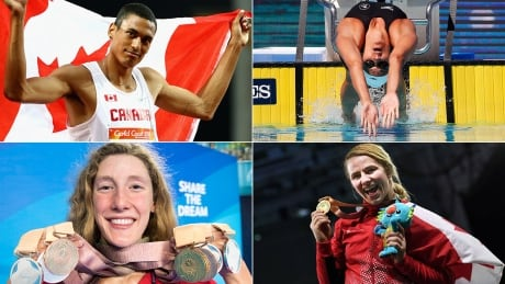 Commonwealth Games The Next Generation Canada