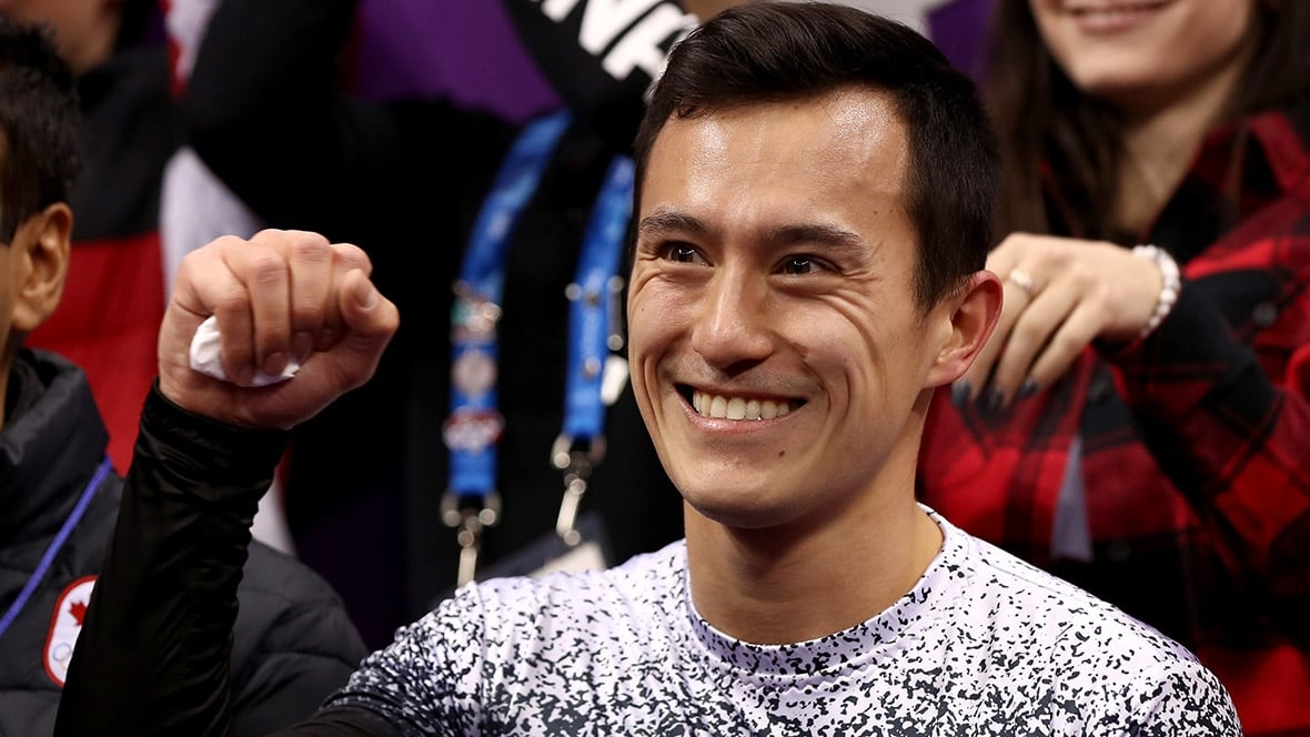 Canada's most decorated male figure skater Chan retires aged 27