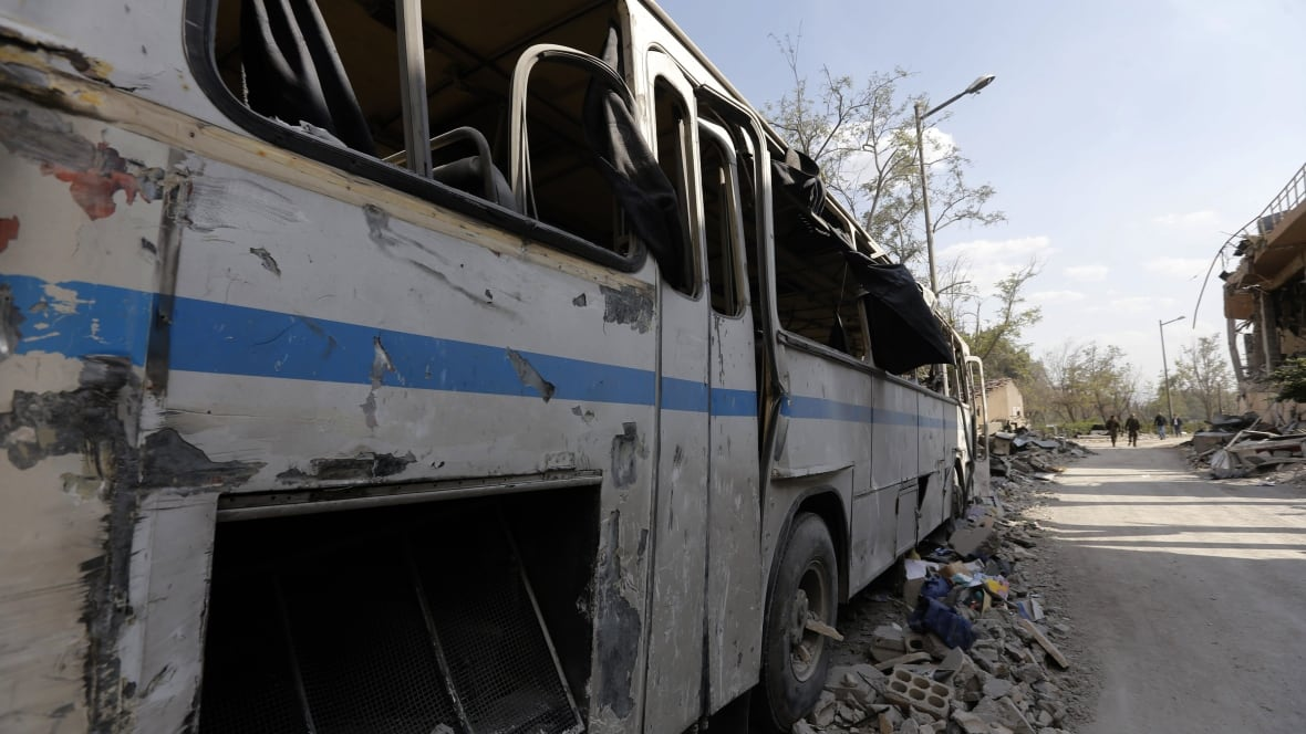 OPCW inspectors to be allowed in to Douma