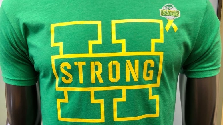 Apparel company 22Fresh will have T-shirts for sale in honour of the Humboldt  Broncos. All of the proceeds will go to the SJHL s new fund for mental  health ... 2fadb0e67901