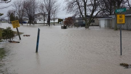 Winter storm brings heavy rain, travel warning and flooding to Windsor-Essex thumbnail