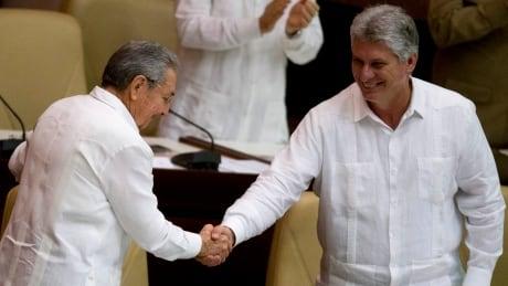 Cuba Transition-Diaz-Canel