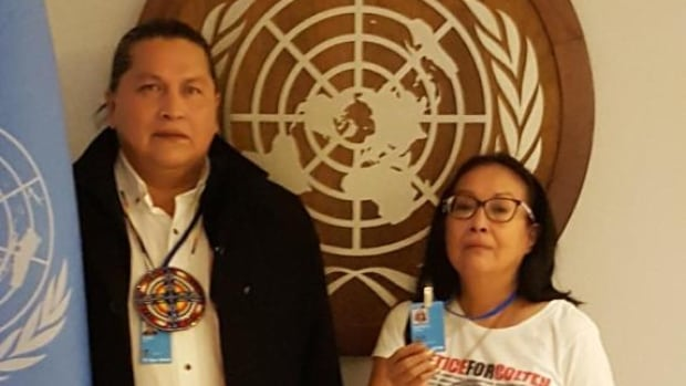 Colten Boushie's family aims to 'bring attention to injustice' at United Nations forum on Indigenous issues | CBC News