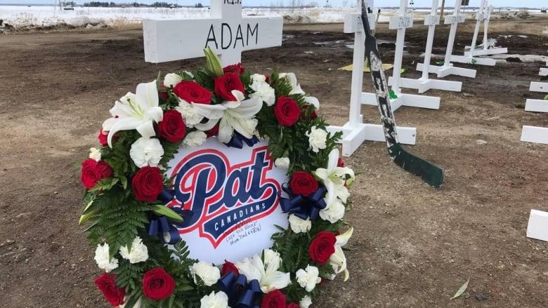 Parents of Humboldt Broncos player killed in crash sue semi