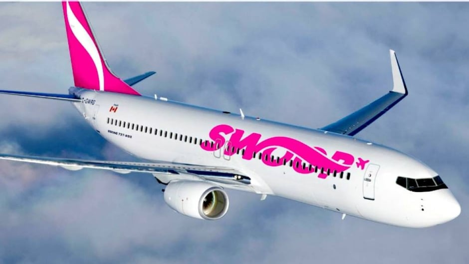 30 cancelled Swoop flights leave customers bitter  Will