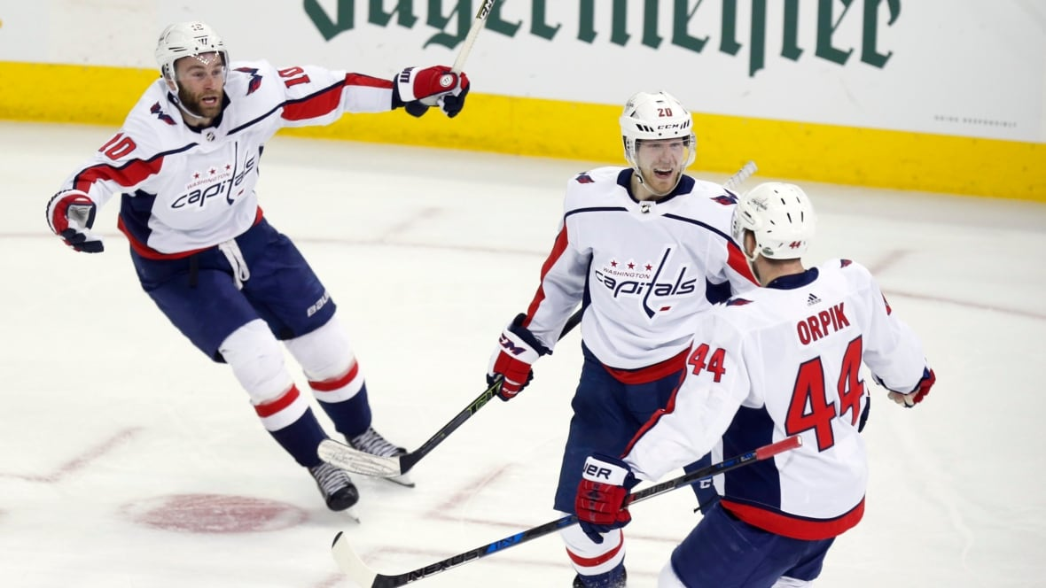 GAME 3 SKATE REPORT: Caps feeling confident, looking for first win