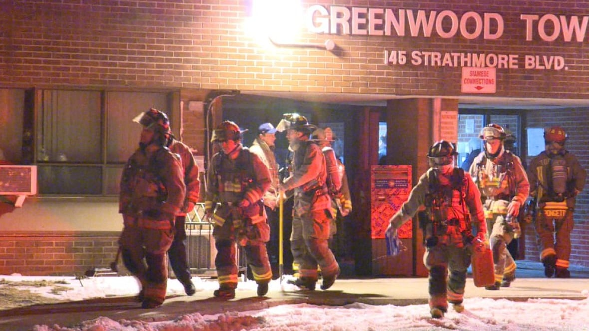 Man in his 70s dead after apartment fire in east-end Toronto