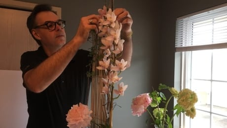 Kamloops artist to compete in 'World Cup' of floral design