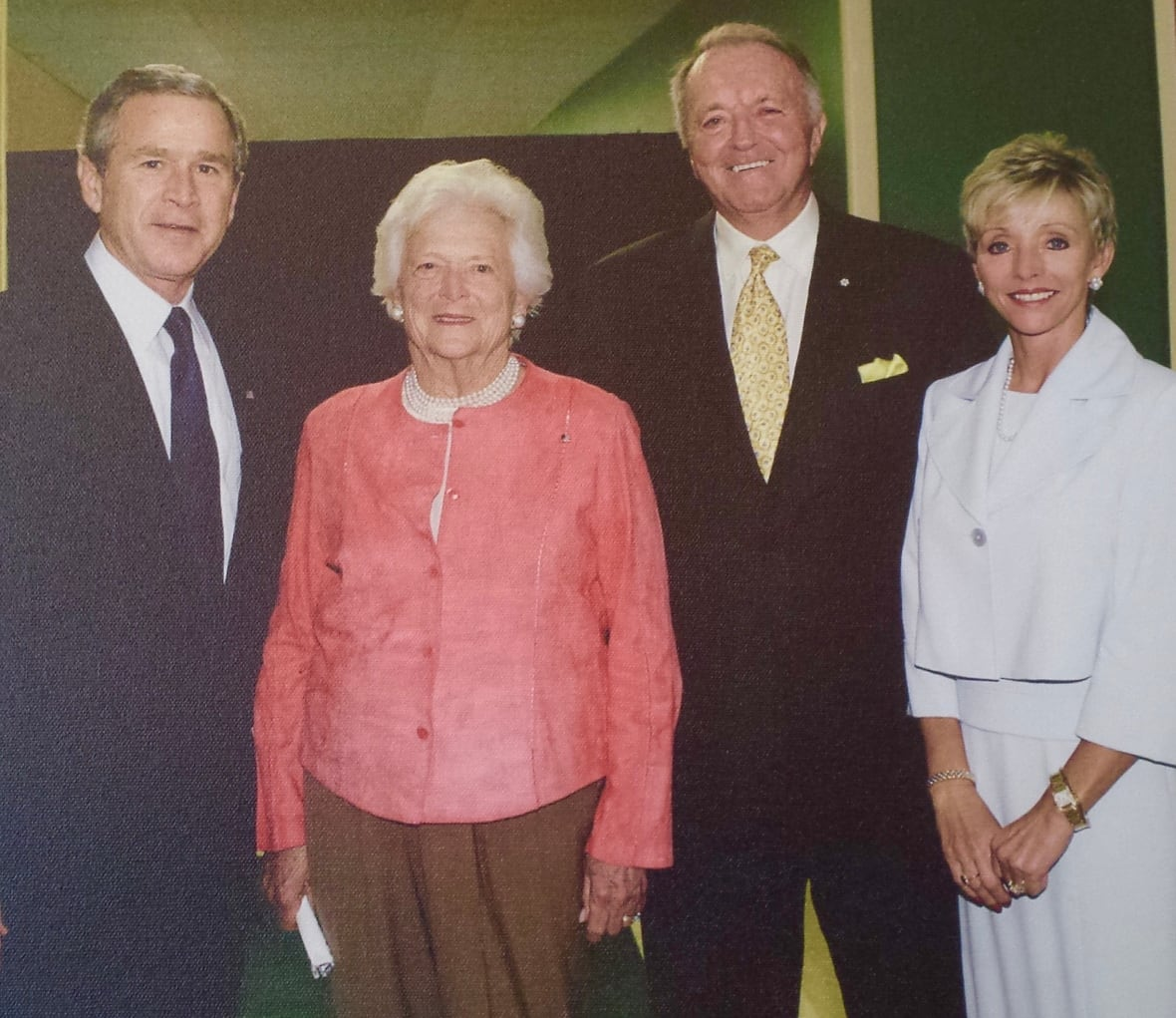 Pope Francis sends words of comfort to Bush family