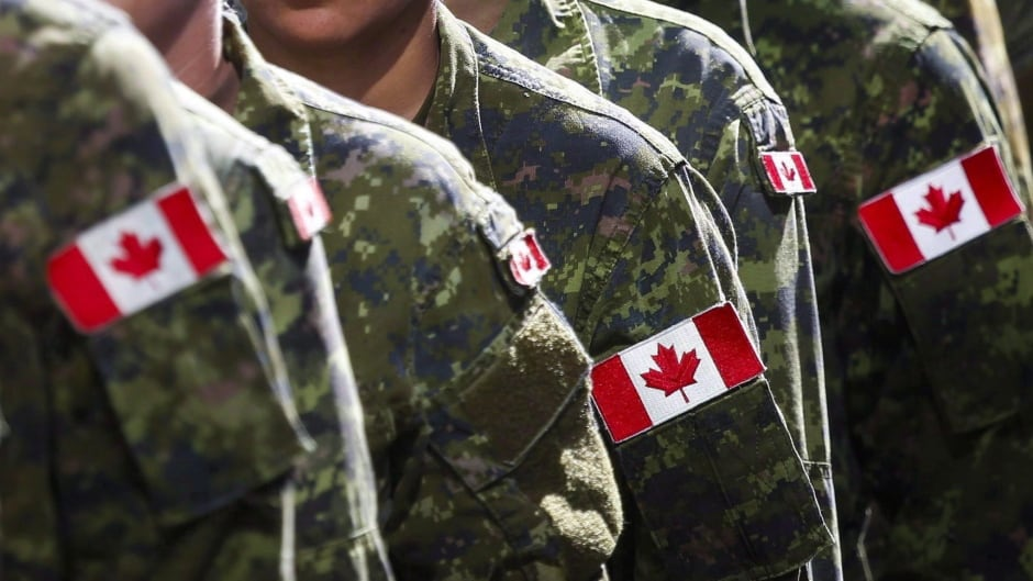 Military looks at foreign recruits to boost ranks | CBC News